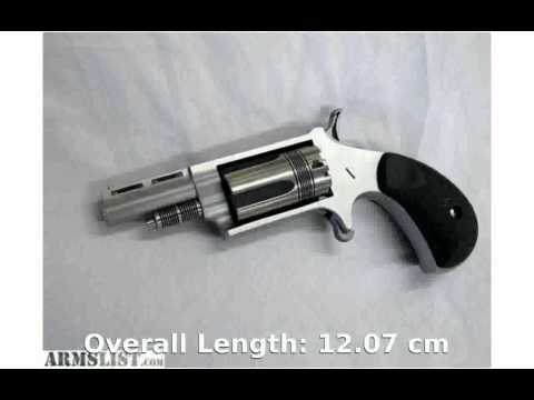 NAA 22 Magnum The Wasp .22 Win Mag Revolver