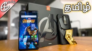 Super Special OnePlus 6 Unboxing – The Marvel Avengers Limited Edition!