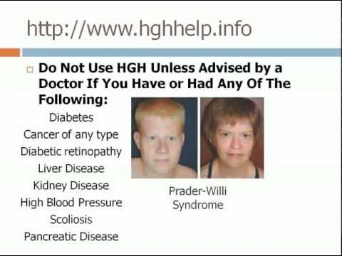HGH Side Effects Can Ruin Your Health What Are They?