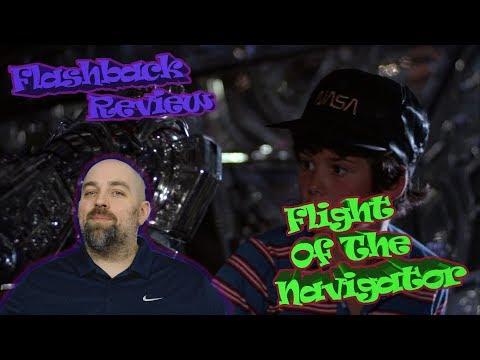 Flashback Review: Flight Of The Navigator