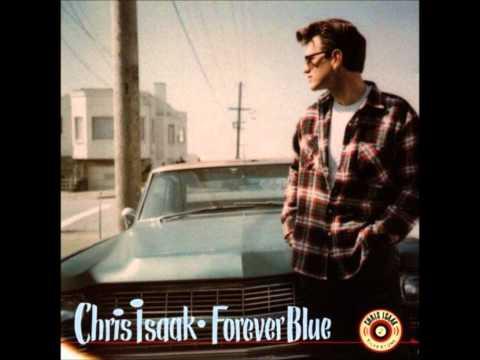 Chris Isaak - Somebodys Crying