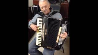 The Godfather Waltz played on a Hohner Gola by Jerry Cingolani