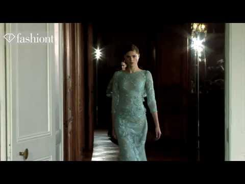 Dany Atrache Couture Spring/Summer 2013 | Paris Couture Fashion Week | FashionTV