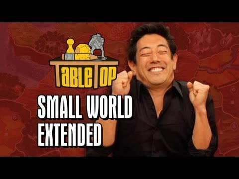 TableTop Extended Edition: Small World