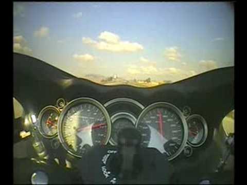 Suzuki Hayabusa K8 0-300km/h Video