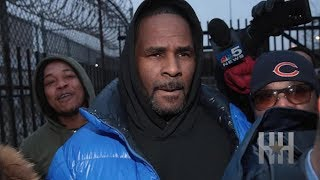 Plot Twist! Woman Who Bailed Out R. Kelly Revealed