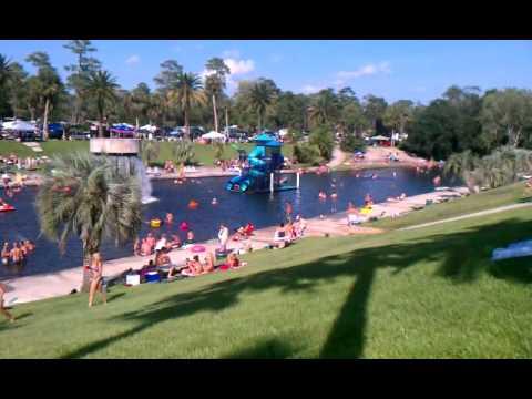 Wekiva Falls Pictures Wekiva Falls Koa Florida