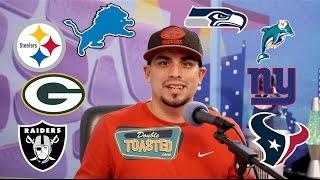 DT Sports: NFL Wild Card Weekend