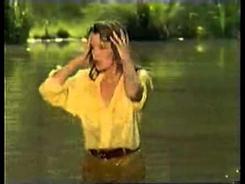 Wet in lake