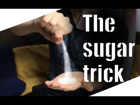 America's Got Talent - Zucker Trick (sugar trick) // MARV