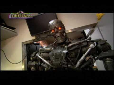 Detrás de Cámara - Terminator Salvation