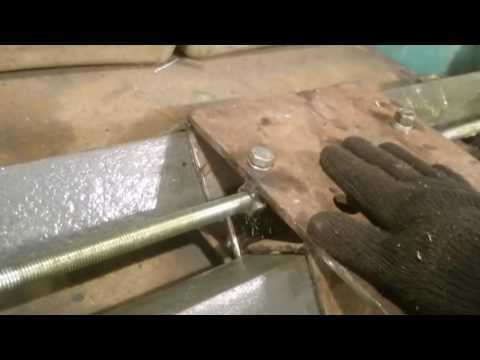 токарный станок по металлу своими руками