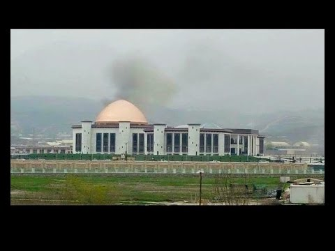 Afghanistan: Rocket attack on new parliament building in Kabul