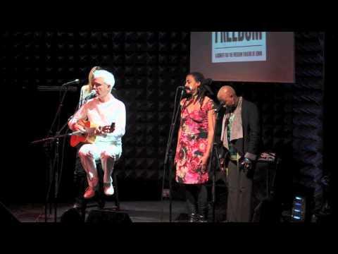 David Byrne - God Draws Straight