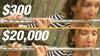 Download Lagu Can You Hear the Difference Between a Cheap and Expensive Flute? Gratis STAFABAND
