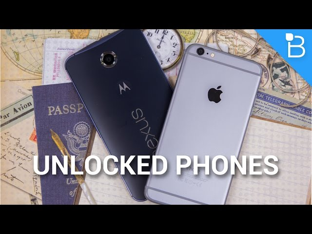 Unlocked Phones: Your Phone Your Right