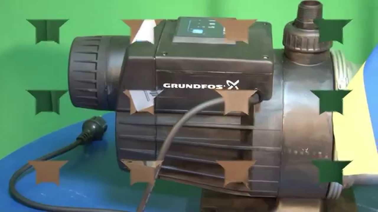 Grundfos mq 3 45 ремонт своими руками 99