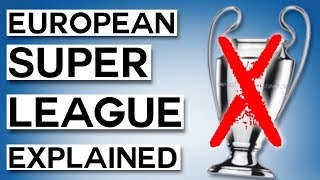 The END Of the Champions League? Europe's Biggest Clubs to Leave UEFA? (Football Leaks Explained)