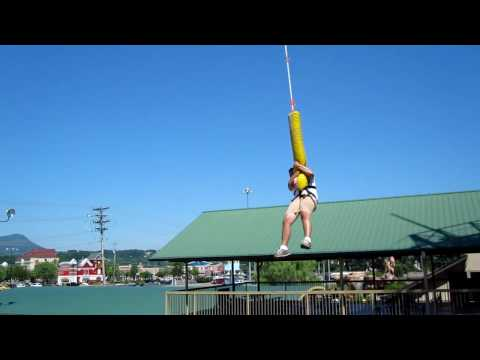 Bungee Jumping in Pigeon Forge