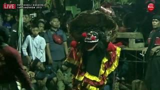 SAMBOYO PUTRO Terbaru Rampokan SIMO BARONG BHAYANGKARA Live PANDANSILI 2019