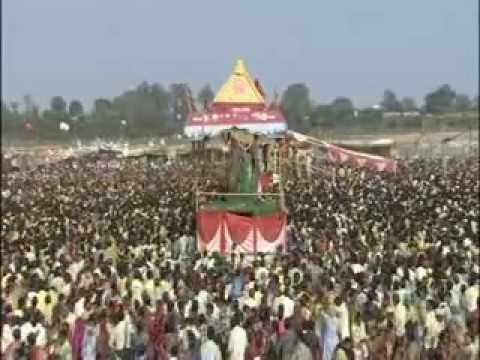 Pujya Asaram Bapu Holi Celebration Mahotsav Rajim Kumbh 28th Feb 2013 video