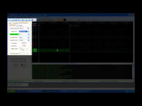 Scanalogic 2 Logic Analyzer Review / Tutorial / Demo