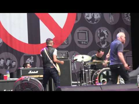 ROCKFEST 2017 - BAD RELIGION Generator live @ Montebello - 23/06/2017