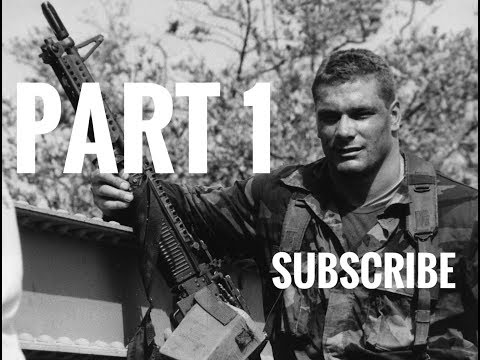 "Pete ""Swede"" Koch (Part 1) Talks Heartbreak Ridge"