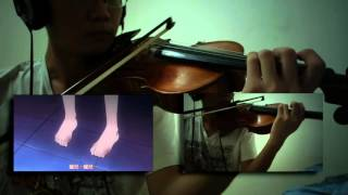 Toradora: Lost My Pieces - Violin Cover