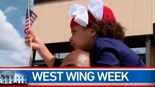 West Wing Week: 06/08/12 or Roll Up Our Sleeves and Never Quit