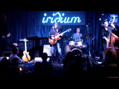 Randy Klein and Alex Skolnick Trio at Iridium Jazz Club