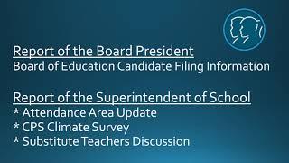 Board Meeting Recap - December 10, 2018