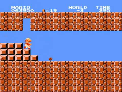 Download Super Mario Bros - The minus world and beyond Mp4 baru
