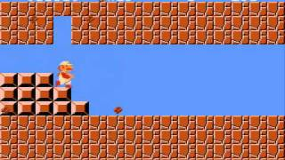 Super Mario Bros - The minus world and beyond