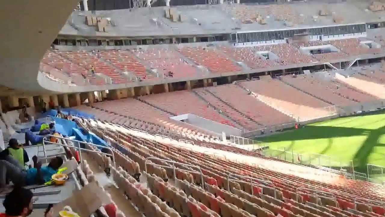 King Abdullah Sports City Jeddah Youtube