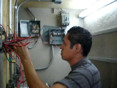 Cecati 147 Practicas de electricidad, residencial.