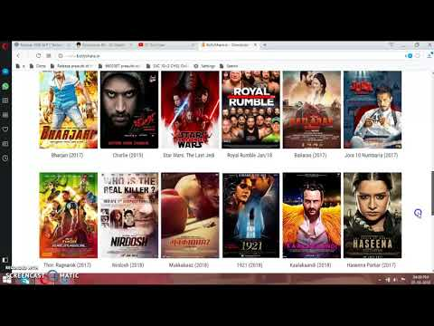 how to downlode HD hollywood hindi dubbed movie & bollywood latest HD movie.very easy.