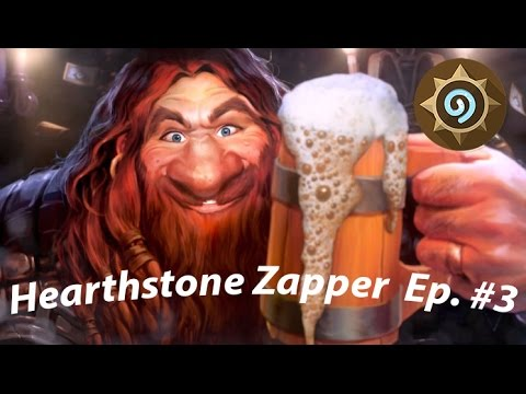 HearthStone Zapper Ep. #3 - That one with MagicAmy...