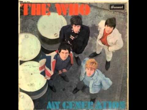 "The Who ""The Kids Are Alright"""