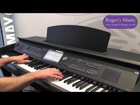 Cvp 609 videolike for Yamaha clavinova dealers