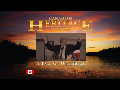Canadian Heritage Minute |Rob Ford