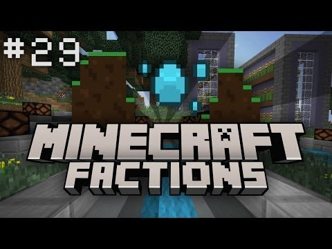 Minecraft Factions Let's Play: Episode 29 - PvP Wager Match!