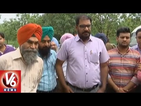 Punjab CM Orders On Dope Test For Govt Employees Goes Controversial | V6 News