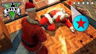 ¿Como conseguir la sexta estrella ROJA en GTA 5? - Grand Theft Auto V
