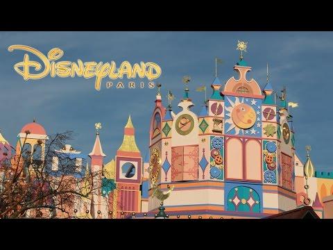 """it's a small world"" - Disneyland Paris"
