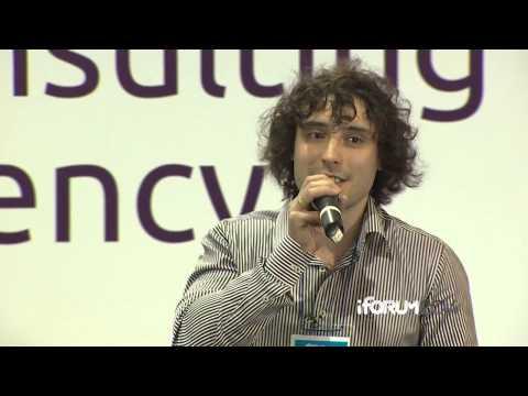 iForum-2014, Александр Галкин