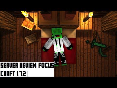 Server Review: Focus Craft 1.7.2 [Raiding] [PvP] [Factions] [Slightly OP]