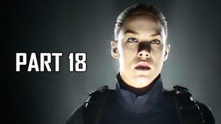 Quantum Break Walkthrough Part 18 - The Past (XBOX One Let's Play Commentary)