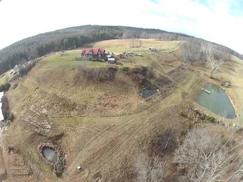 HB quadcopter, new high altitude record 1500 feet