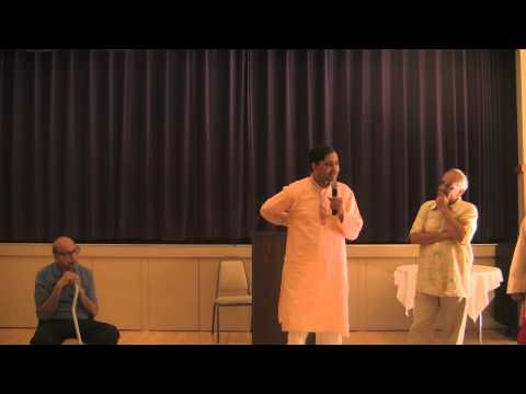 Saratoga Hindu Temple - Guru Purnima, Video 6/6 July 21 2013
